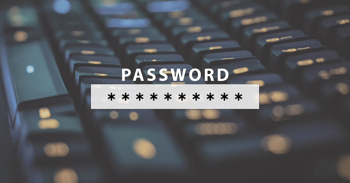 IT Strategies for Your Business: Passwords
