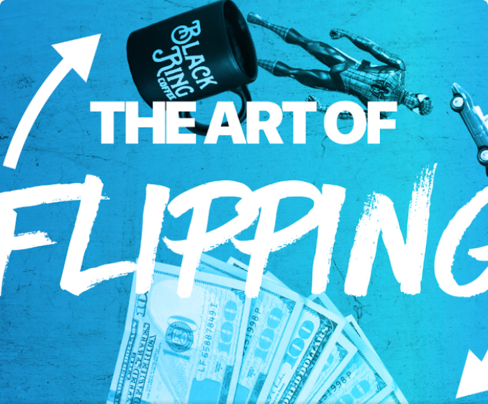 Flipping Your Way Out of Debt: Make Over $1000 Turning Trash into Treasure