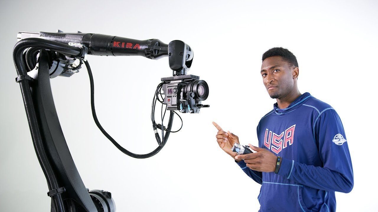 Marques Brownlee YouTube Marketing Tech Expert