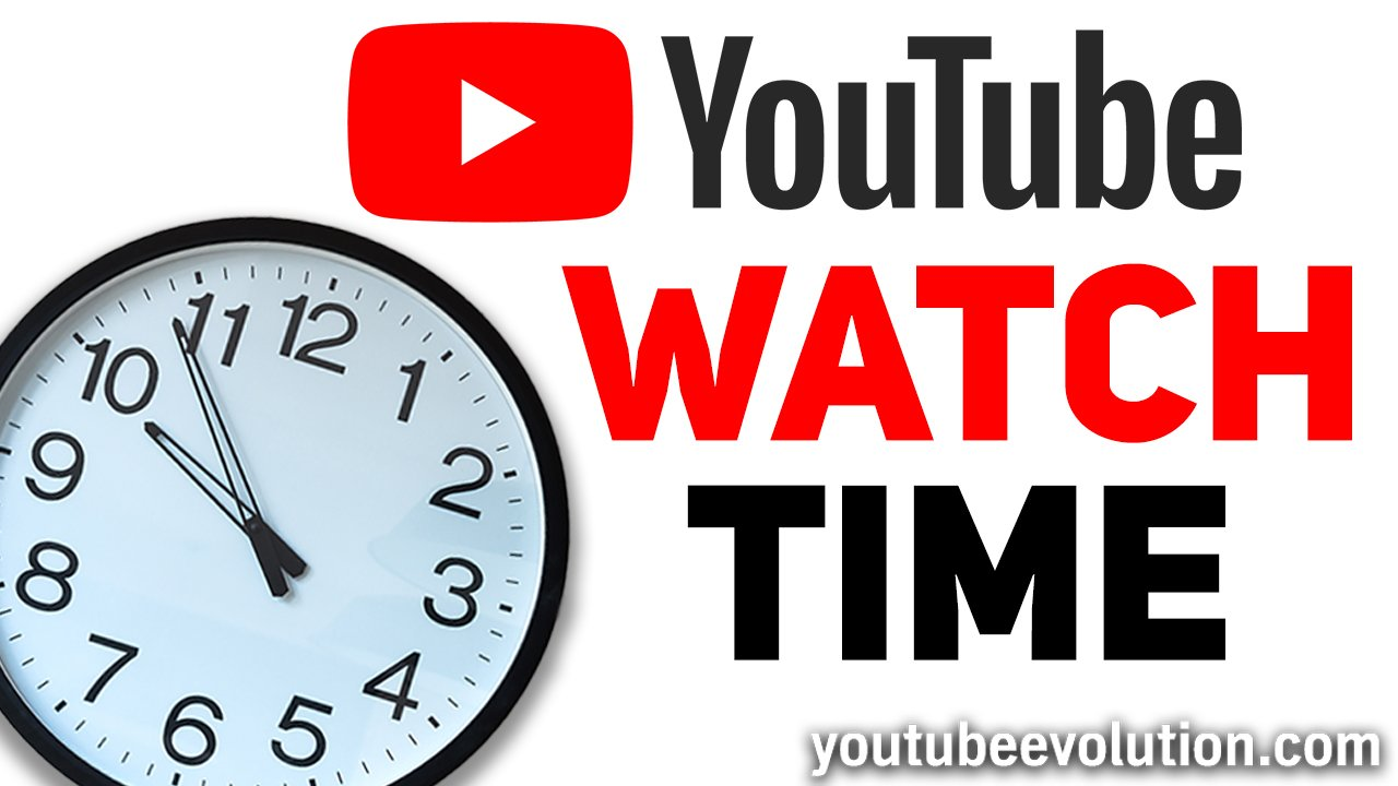 YouTube Watch Time: The Fastest Way To Juice Up Your Channel