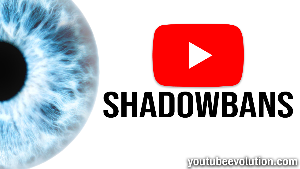 Feeling Angry While YouTube Shadowbans Your Account?