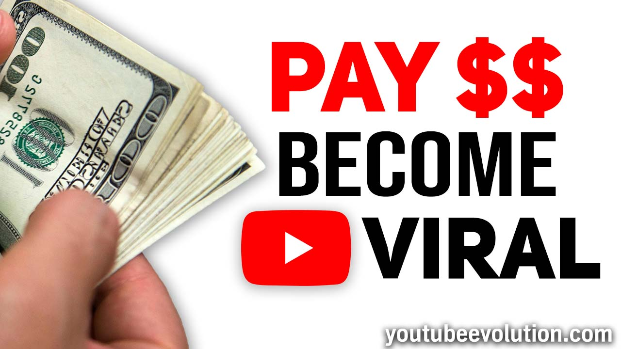 Pay Money Go Viral: Is Purchasing YouTube Traffic Really Worth It?