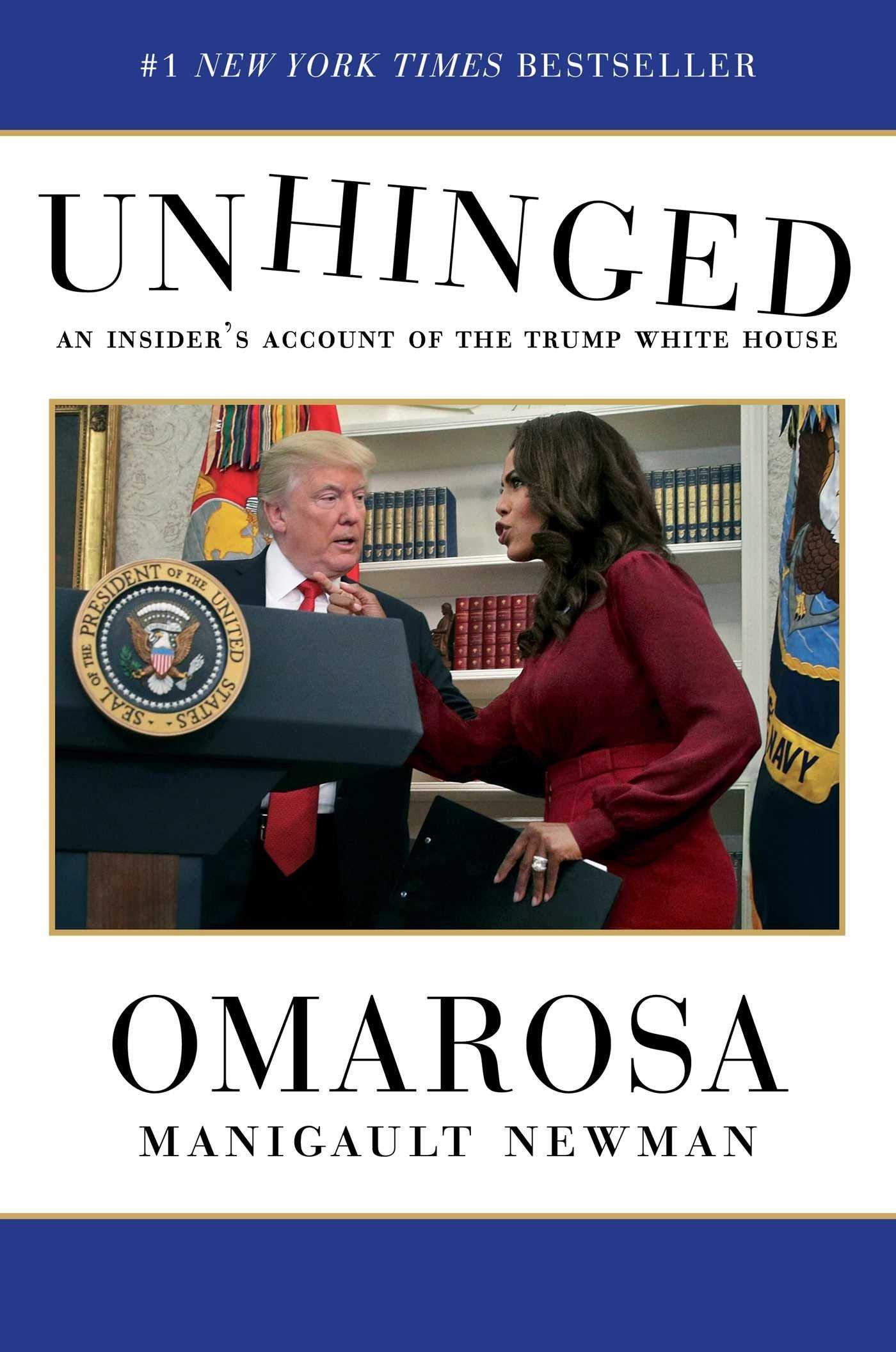 Omarosa Trumps Donald Trump in New York NDA Arbitration Case